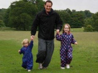 Jogging with Your Children