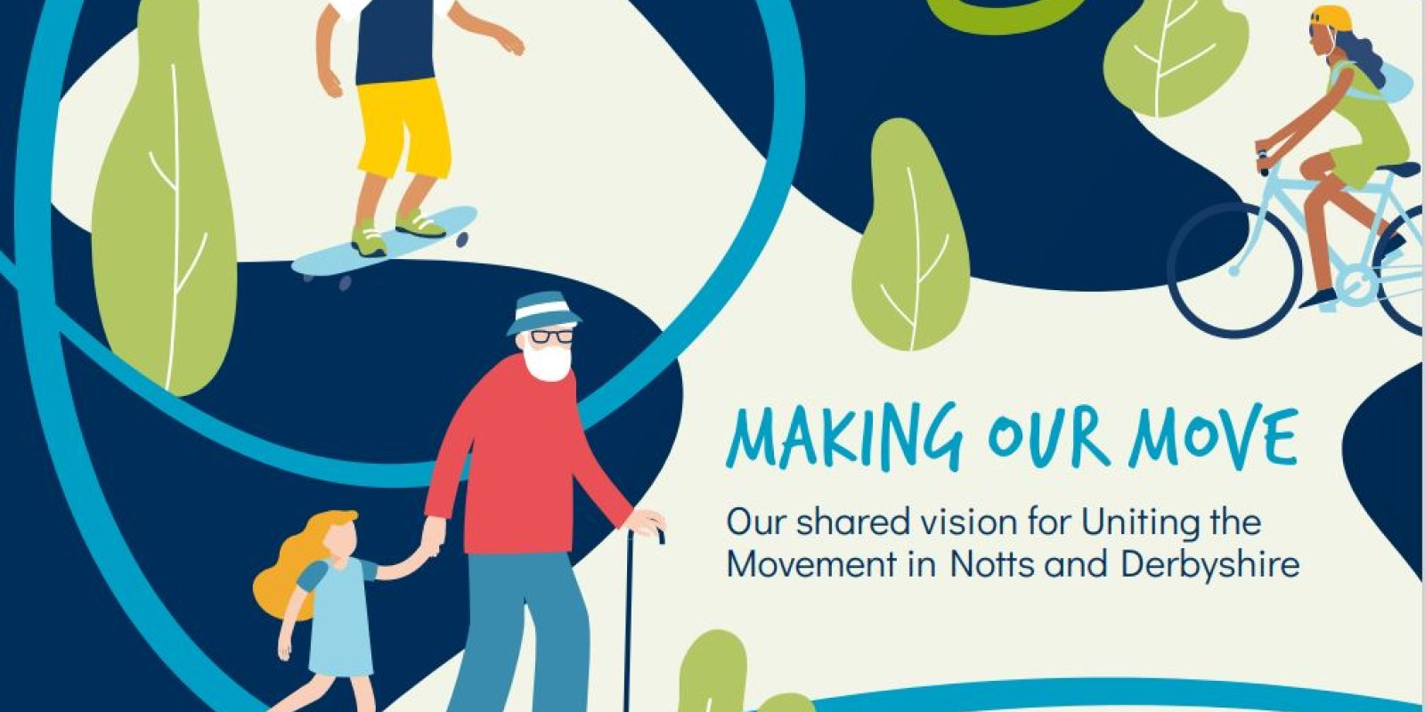Help make physical activity the norm