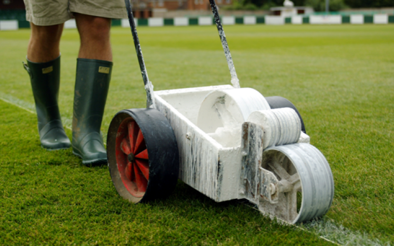 Derbyshire's Groundsman of the Year named