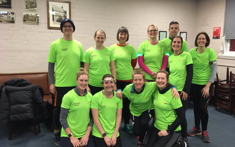 Workplace boost for Melbourne Joggers