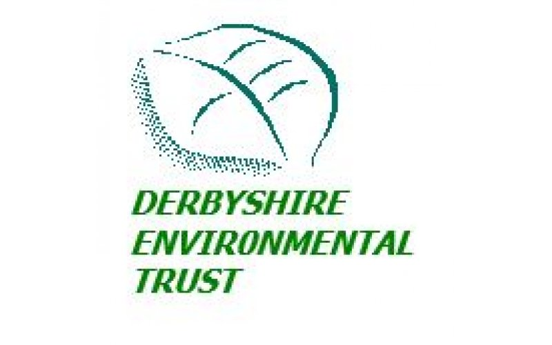 Derbyshire Environmental Trust Capital Grant - closing date 26th October