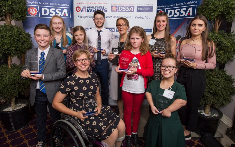 Nominations invited for Derbyshire School Sport and Physical Activity Awards 2018