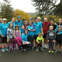 Sole Mates raise £1400 for the Stroke Association