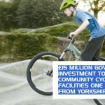 £15m Investment to transform Community Cycling Facilities