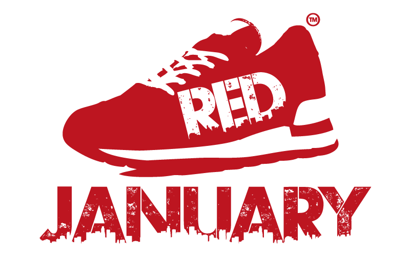 Beat the January blues with RED January