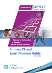 Derbyshire Primary Sport and Premium Guide 2nd edition