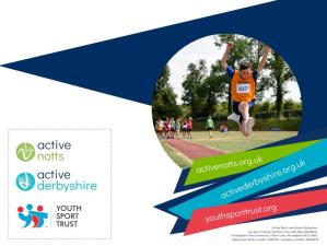 Webinar showcases Active Derbyshire's collaborative work with YST