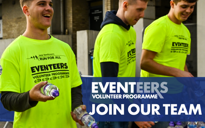 Volunteers required for Derby Half Marathon (Sunday 7 June 2020)
