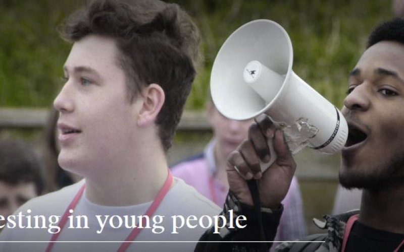 Youth Fund - Paul Hamlyn Foundation