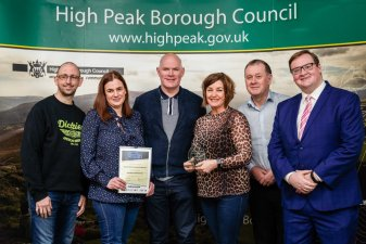 High Peak Awards highlight innovation in physical activity