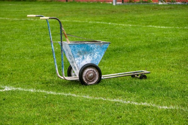Football Pitch Preparation Funding