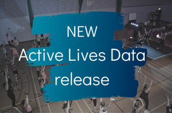 Latest Active Lives Derby and Derbyshire data now available