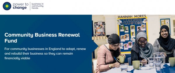 Community Business Renewal Fund