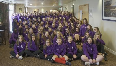 Schools and students from Derbyshire and Notts among Girls Active award winners
