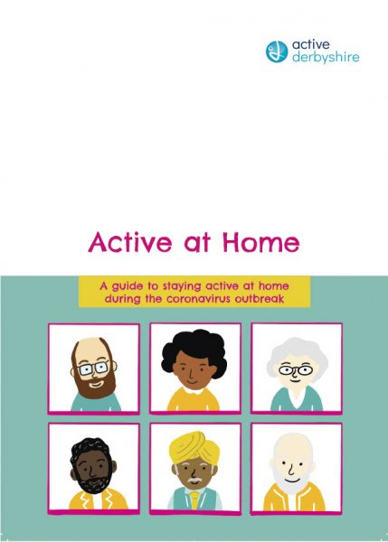 Have you got your copy of the Active at Home Guide?