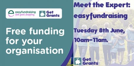 Meet the Funder Event - Easyfundraising