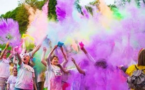 Colour Blast Dash is an amazingly fun-filled family feel-good race with a  twist! 546d9afd1
