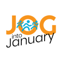 Jog into January 2019 Icon