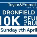 Dronfield 10k & Fun Run Icon