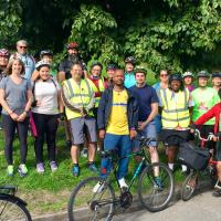 Social Bike Ride with Sustrans Derby (March)