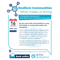 Resilient Communities - what makes us strong